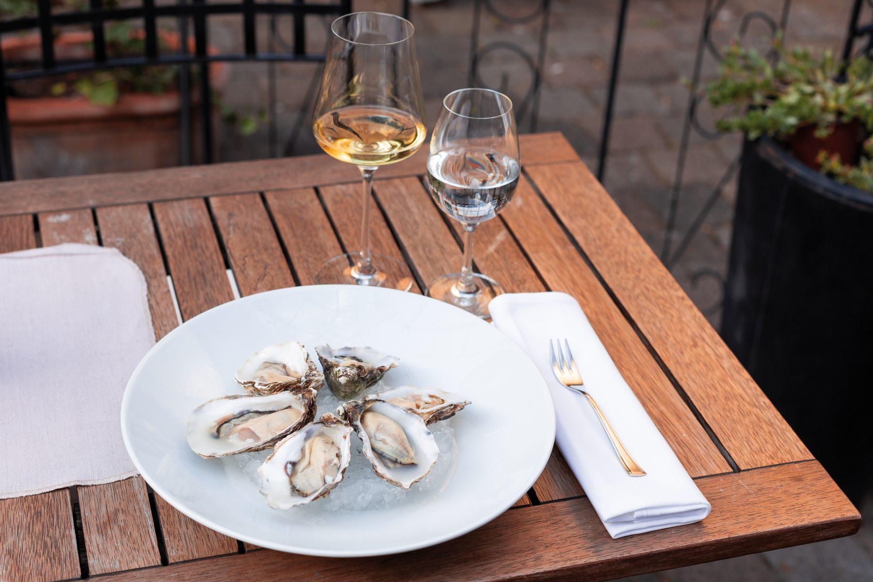 Schillers Restaurant - Austern2